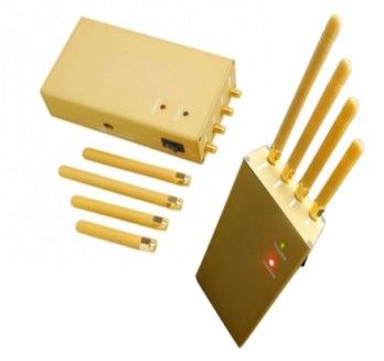 Bloqueador de sinal | arduino rf detector