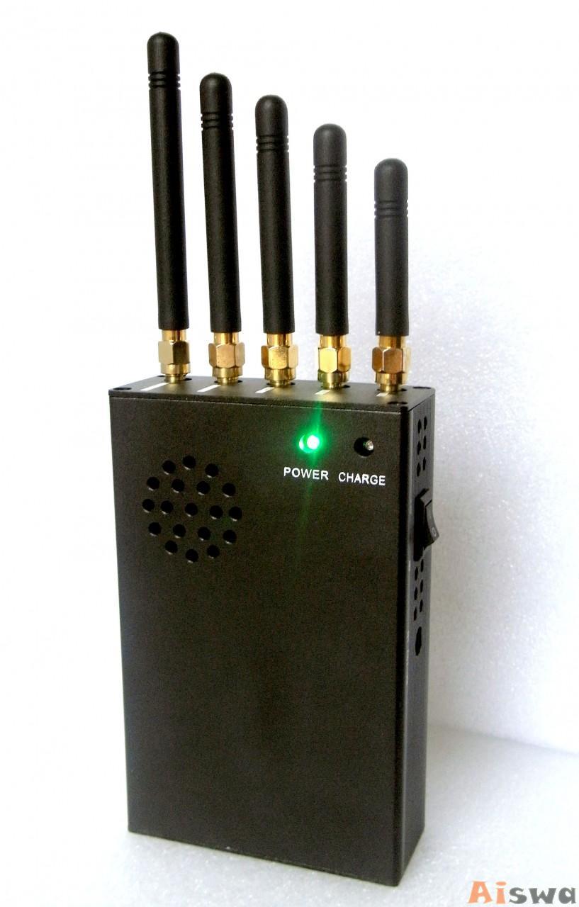 Cell Phone Jammer >> Bloqueador de Celulares Jammer